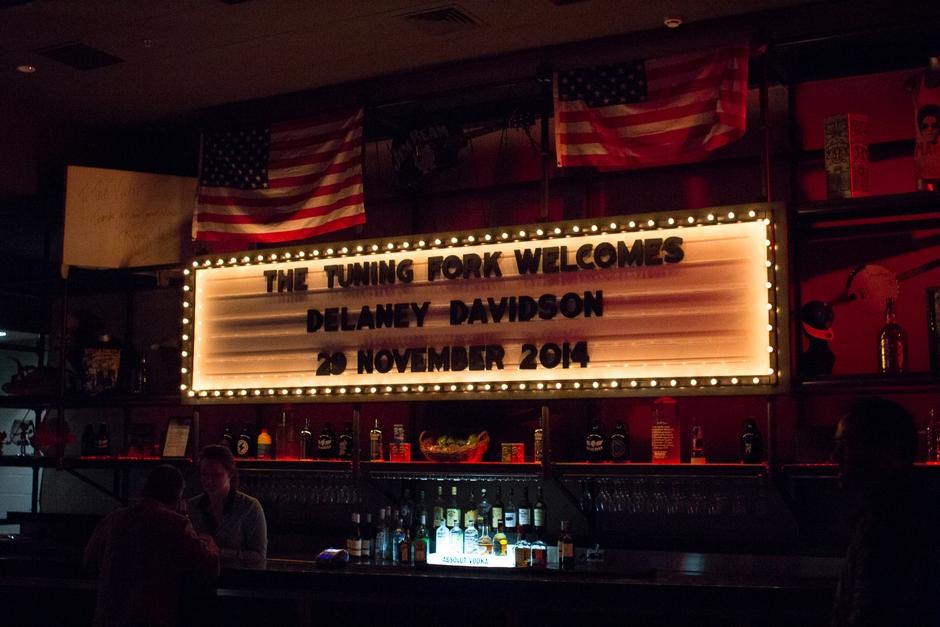Delaney Davidson - Swim Down Low Tour