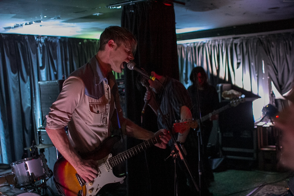 Solid Gold Hell at Whammy Bar