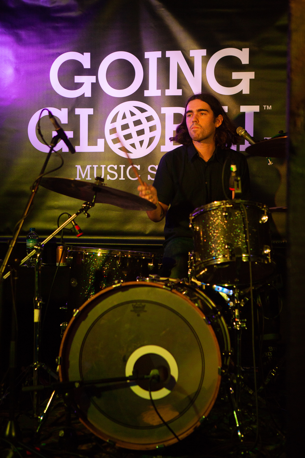 Jed Parsons - Going Global Presents, Wine Cellar and Whammy Bar, Auckland